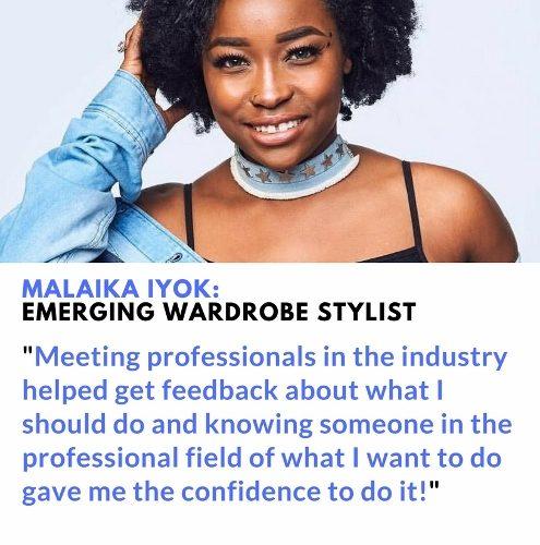 Fashion Edition graduates Quotes. Malaika (495x640)