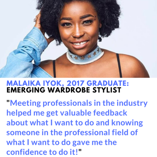 Fashion Edition graduates Quotes Malaika
